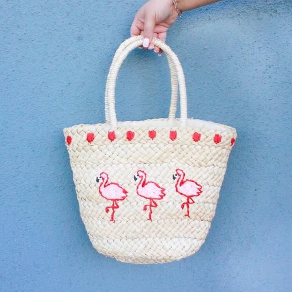 VENUS Handbags - Flamingo Tote